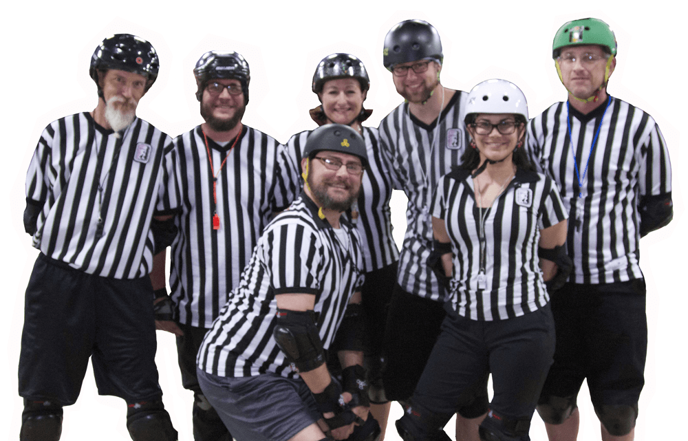 ICT Roller Girls Ref Crew